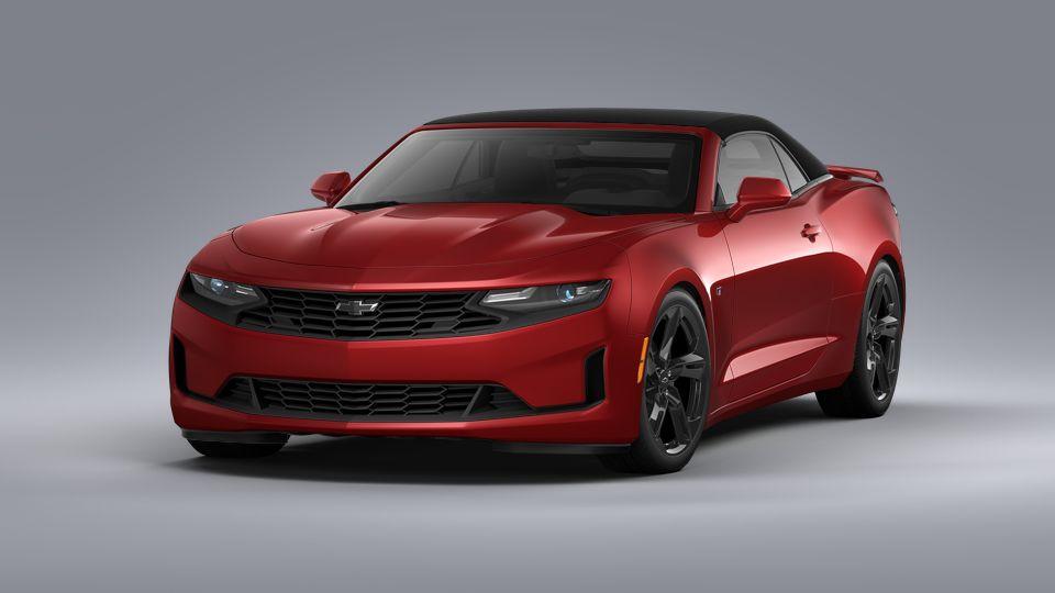 2022 Chevrolet Camaro 1LT