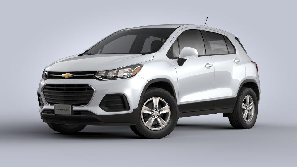 New 2022 Chevrolet Trax LS