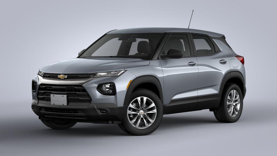 New 2022 Chevrolet Trailblazer LS