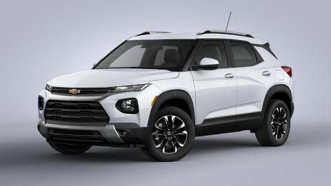 2022 CHEVROLET Trailblazer AWD LT