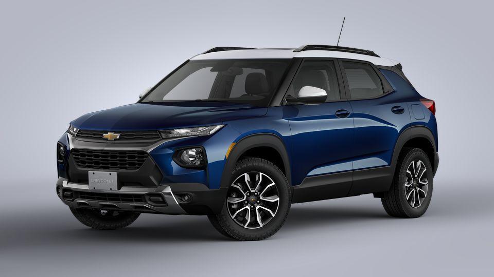 New 2022 Chevrolet Trailblazer ACTIV