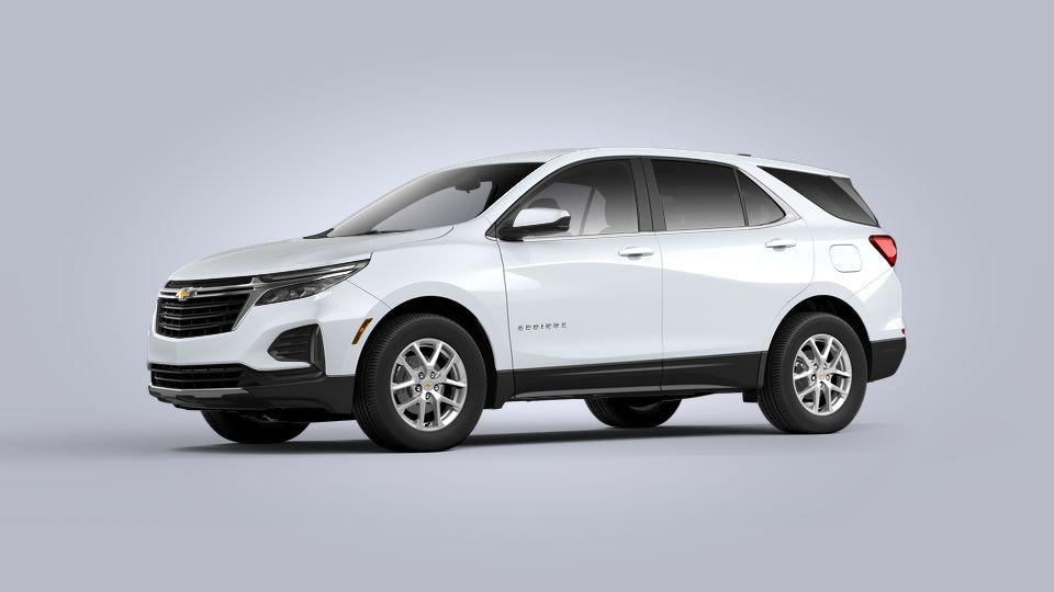 New 2022 Chevrolet Equinox LT