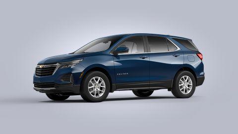 2022 CHEVROLET Equinox 2WD LT