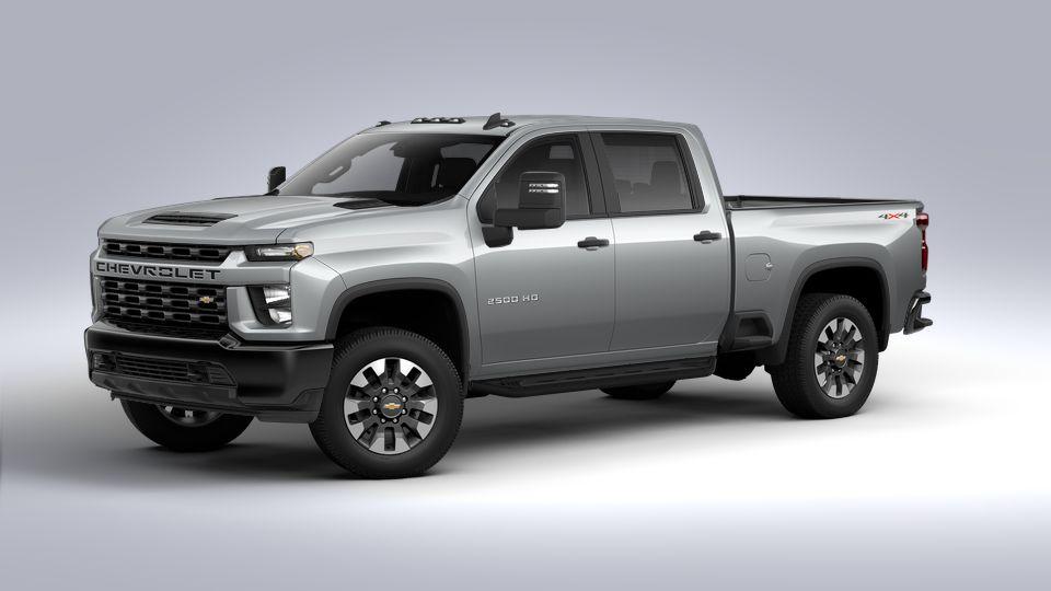2022 Chevrolet Silverado 2500 HD Custom