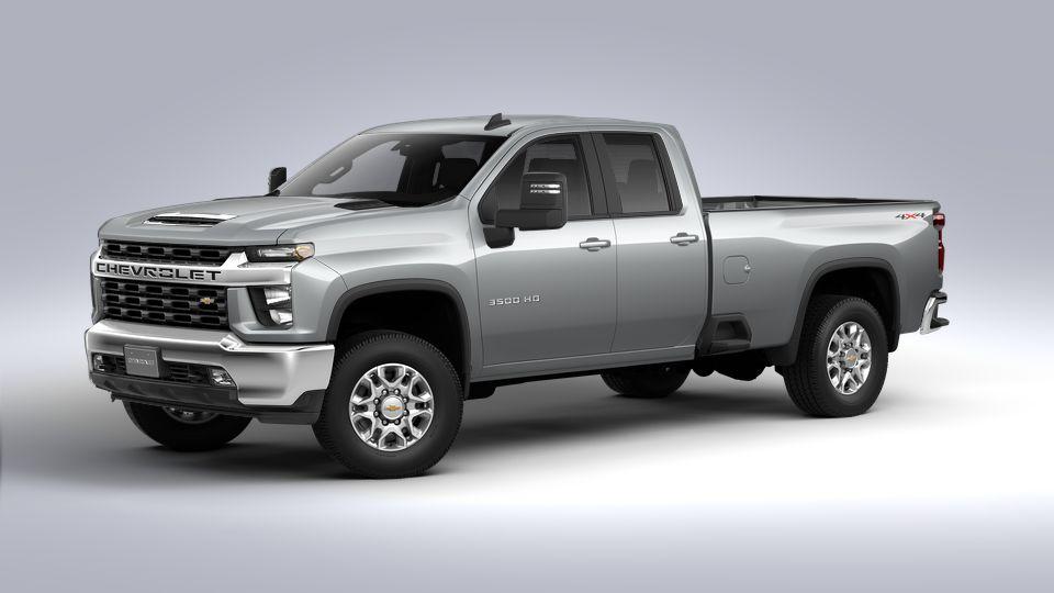 New 2022 Chevrolet Silverado 3500 HD LT