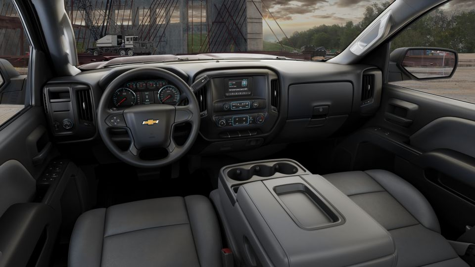 Pickup For Sale: 2017 Silverado 2500HD Pricing | Chevrolet