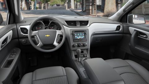 Build Your Own 2017 Chevy Traverse  GM Fleet