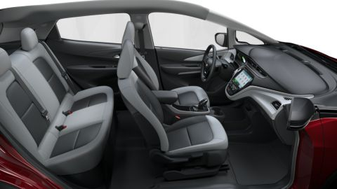 New 2020 Chevrolet Bolt EV LT