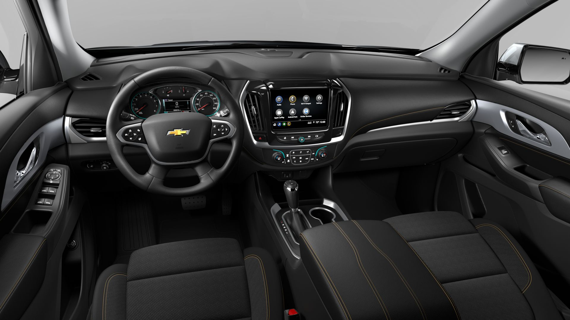 New 2020 Chevrolet Traverse LT Cloth