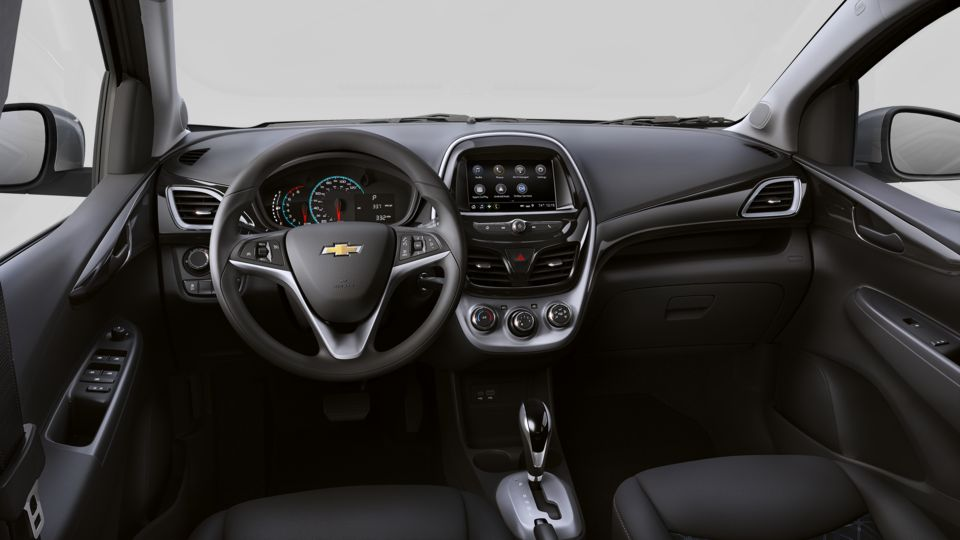 New 2021 Chevrolet Spark 1LT Automatic