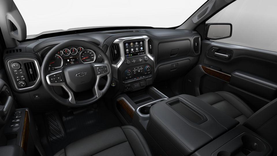 New 2021 Chevrolet Silverado 1500 LT Trail Boss