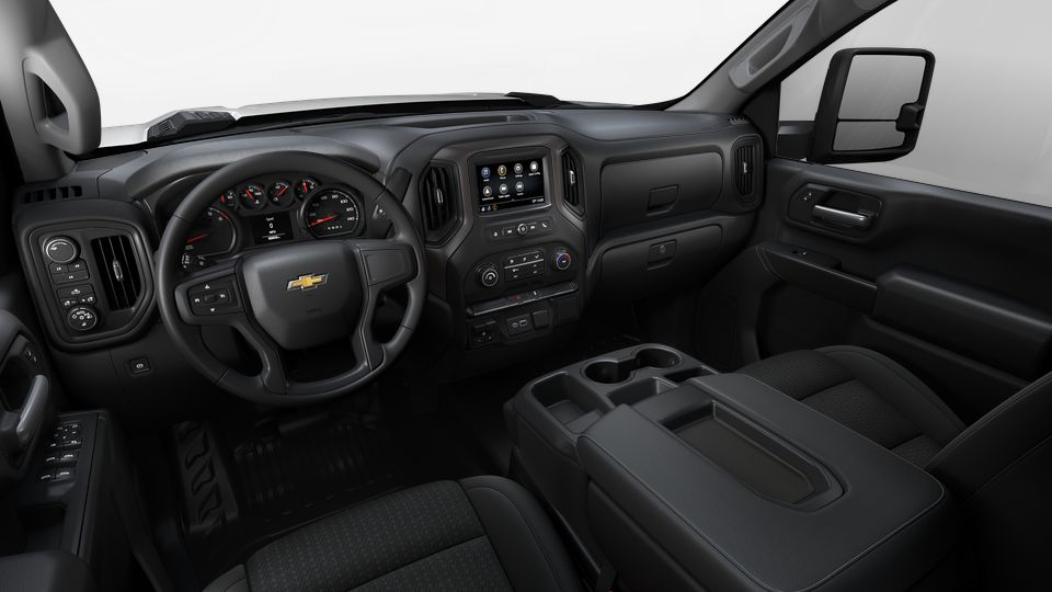 New 2021 Chevrolet Silverado 2500 HD WT